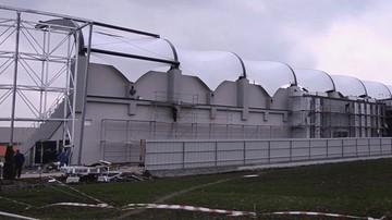 2015-11-16 Stadion Termaliki prawie gotowy
