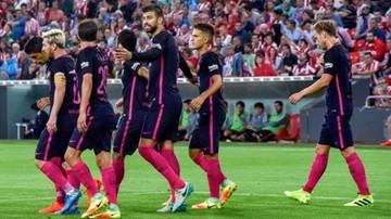 2016-08-28 Skromna wygrana Barcelony! 350. mecz Messiego w La Liga