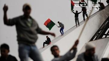 """31-03-2016 05:13 Libia: napad na TV al-Nabaa. """"Synowie i rewolucjoniści Trypolisu zamknęli ten kanał"""""""