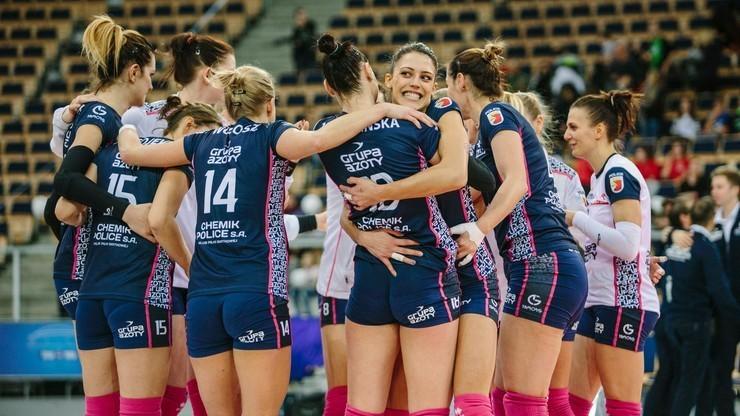 Liga Siatkówki Kobiet: Chemik wraca do Polic, cele pozostają bez zmian