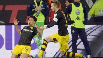 2015-12-05 Borussia zwycięska po horrorze. Piszczek sprokurował karnego