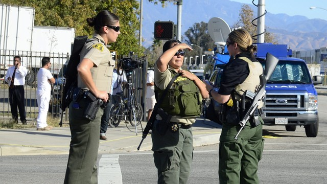 IS przyznało, że strzelanina w USA to dzieło jego zwolenników
