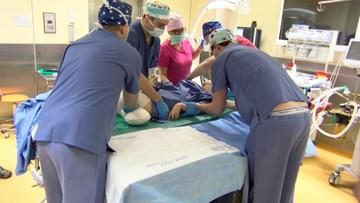 25-07-2016 14:26 Kolejne operacje u pacjentów w śpiączce