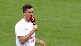 53 gole Lewandowskiego. Polski snajper zakończył udany rok