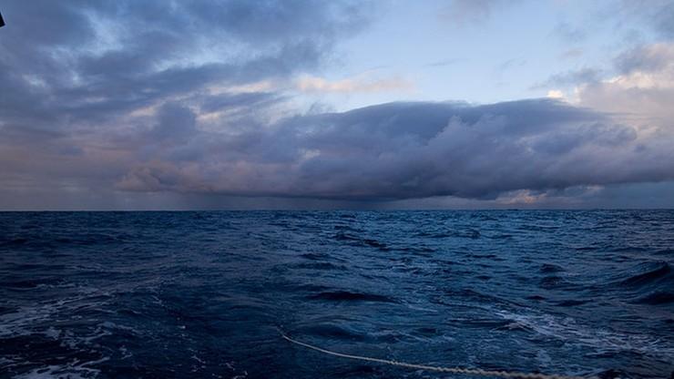 Ostrzeżenie przed sztormem na Wybrzeżu