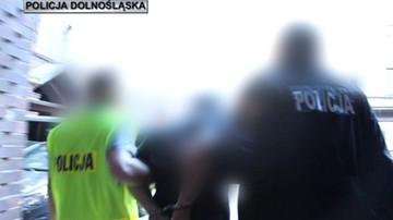 Pseudokibice porwali 30-latka. Żądali okupu