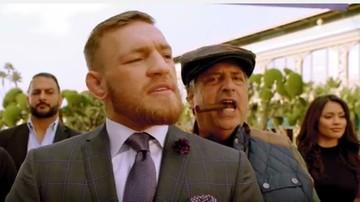 2017-01-05 McGregor spróbuje swoich sił jako... dżokej? (WIDEO)