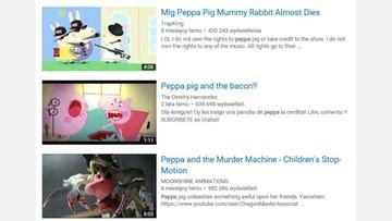 """YouTube bierze pod lupę """"fałszywe bajki"""". """"Niestosowne użycie przyjaznych dla dzieci postaci"""""""