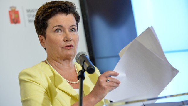Błaszczak: List prezydent Warszawy ws. incydentów to kampania wymierzona w rząd