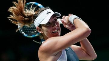 2015-10-28 WTA Finals: Muguruza pokonała Kerber