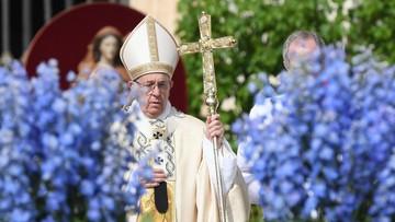 16-04-2017 12:30 Wielkanocne orędzie papieża. Apel o pokój  w Syrii, Iraku, na Ukrainie