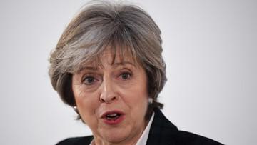 """17-01-2017 13:50 """"Napływ Europejczyków do W.Brytanii musi być pod kontrolą"""". May o przebiegu Brexitu"""