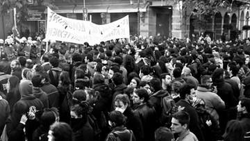 06-12-2016 22:07 Grecja: Starcia demonstrantów z policją w rocznicę śmierci nastolatka