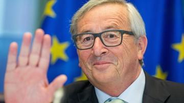 """Juncker studzi zapędy Trumpa ws. porozumienia klimatycznego. Wycofanie się """"zajmie lata"""""""