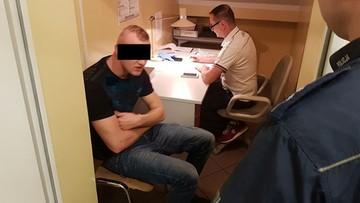 2016-12-09 Areszt dla polskiego medalisty w pływaniu. Miał napaść na szefa z atrapą broni