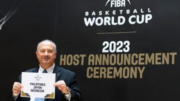 2017-12-09 MŚ koszykarzy: Filipiny, Japonia i Indonezja współgospodarzami w 2023 roku