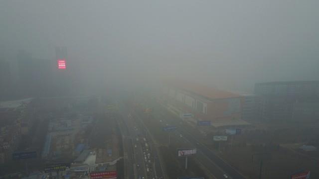 Chińskie sposoby na smog - artystyczne i techniczne