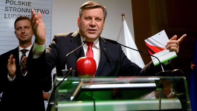 Rozpoczęła się Rada Naczelna PSL; Kosiniak-Kamysz ma zdecydować, czy powalczy o fotel szefa PSL