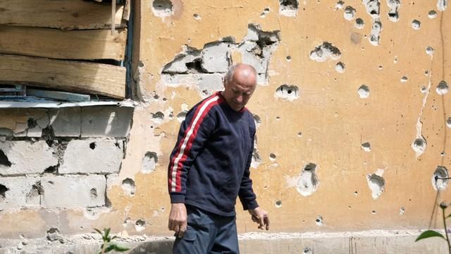 Ukraina: na wschodzi znów giną ludzie