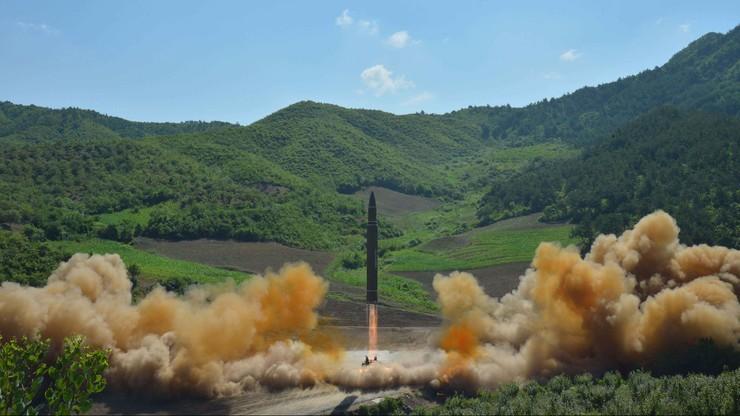 Strona amerykańska: pocisk Korei Płn. może dolecieć do znacznych obszarów USA