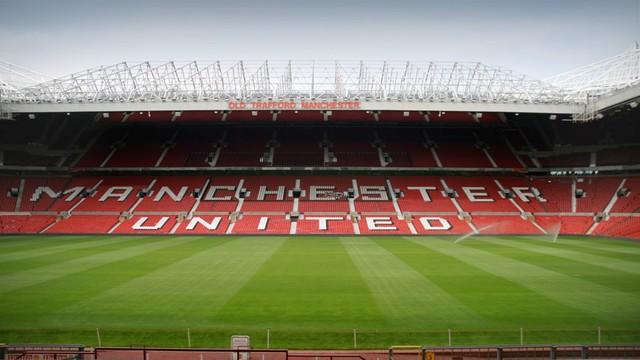 Manchester United walczy z myszami