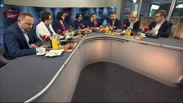 """05-02-2017 10:43 """"Polityczne dno"""" kontra """"rząd przestraszył się sierot"""". Dyskusja o uchodźcach w """"Śniadaniu w radiu Zet"""""""