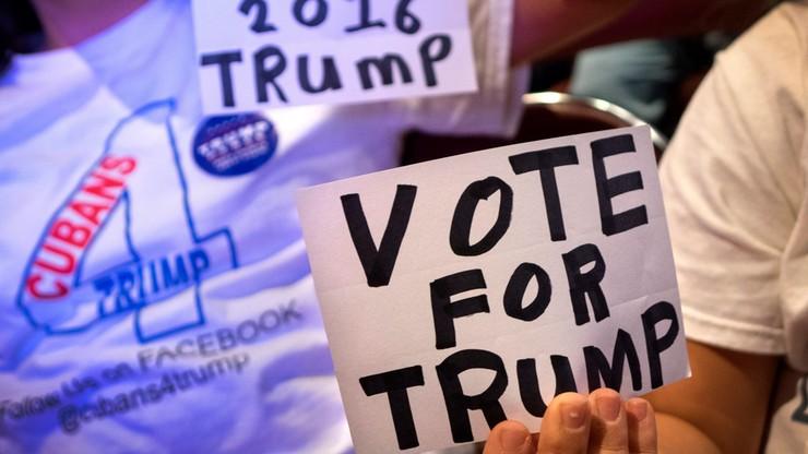 Czeski prezydent: głosowałbym na Trumpa