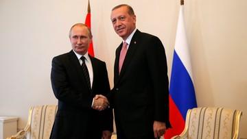 09-08-2016 14:05 Turecka prasa: pojednanie z Rosją dzięki tajnym rozmowom w Taszkencie