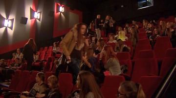 Polacy coraz częściej w kinie. Chętnie wybierają krajowe produkcje