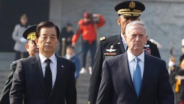"""Ostrzeżenie dla Korei Płn. """"Atak na USA i sojuszników spotka się z przytłaczającą odpowiedzią"""""""