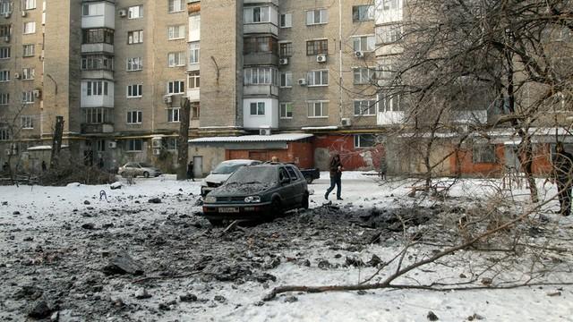 Ukraina: w zamachu w Ługańsku zginął szef separatystycznej milicji