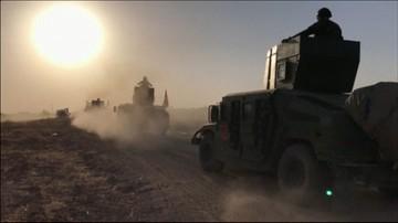 23-10-2016 22:07 CNN: kurdyjscy bojownicy zbliżyli się na 8 km do Mosulu