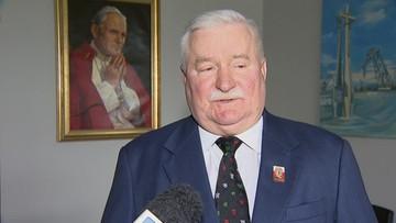 25-07-2016 07:58 Wałęsa: odmawiam udziału w rozmowach i wszelkich kontaktach z IPN