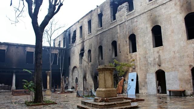 Francuskie media o Aleppo: Hańba, Zachód biernym widzem