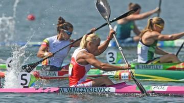 16-08-2016 14:58 Medal za medalem! Walczykiewicz druga na 200 metrów