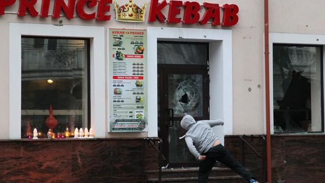 Szef MSWiA: Winni zamieszek w Ełku poniosą odpowiedzialność