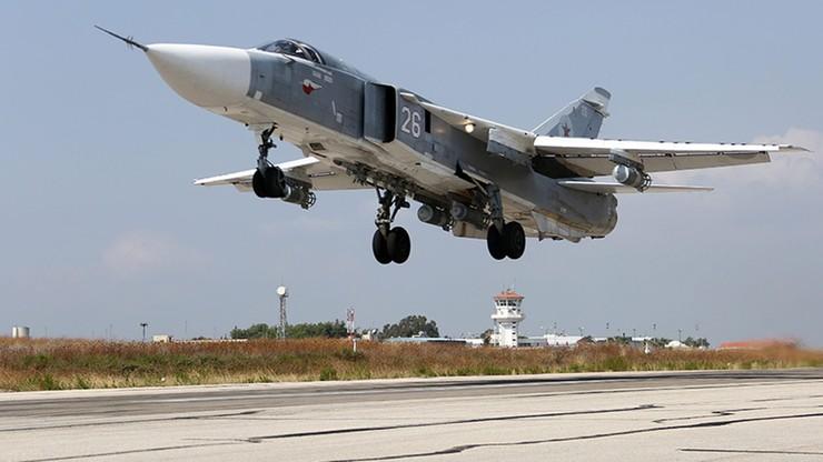 Rosyjski samolot naruszył przestrzeń Izraela