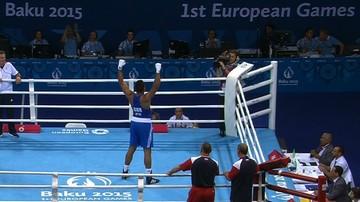 2015-06-27 100 kg w powietrzu. Salto w tył Brytyjczyka!