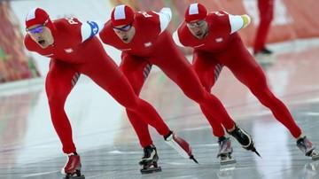 2017-02-10 MŚ w łyżwiarstwiw szybkim: Polacy na końcu stawki w zawodach drużynowych