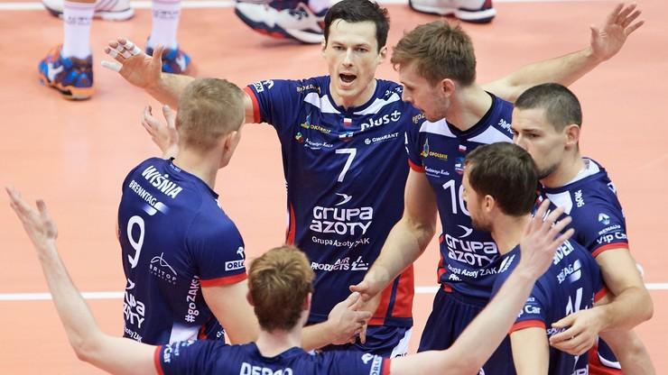 ZAKSA Kędzierzyn-Koźle – Cuprum Lubin. Transmisja w Polsacie Sport