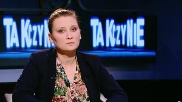 Paulina Piechna-Więckiewicz o samospaleniu w Warszawie