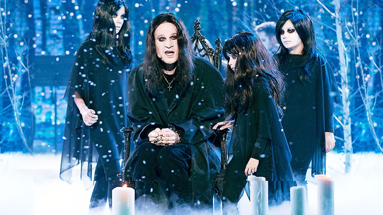 Jesteś fanem Ozzy'ego Osbourne'a? Zobacz to wideo! - Polsat.pl