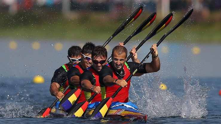 Rio 2016: Kajakarze Rumunii i Białorusi wykluczeni z igrzysk