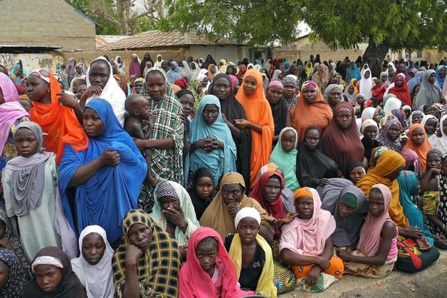 Boko Haram w Nigerii uprowadziło 2000 dziewcząt i kobiet