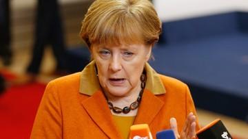 07-03-2016 16:12 Niemcy: CDU traci poparcie przed wyborami w trzech landach