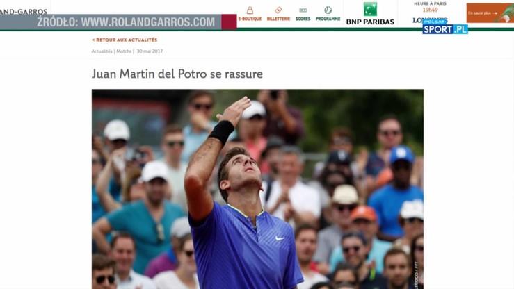 Przegląd ciekawostek z trzeciego dnia French Open