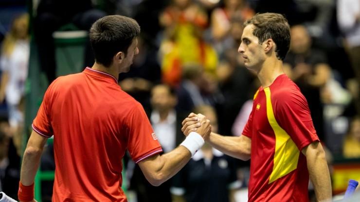 Puchar Davisa: Serbia z Francją w półfinale