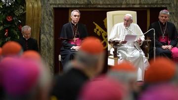 21-12-2015 12:20 Papież nie ustanie w reformach Watykanu
