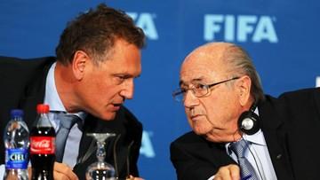 """03-06-2016 17:35 Kolejny skandal w FIFA. Blatter i 2 innych działaczy """"przejęło"""" 80 mln dolarów"""