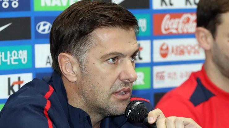 Krstajic będzie selekcjonerem Serbii na mundialu